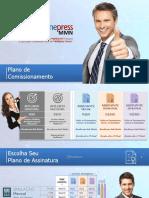 Plano de Comissionamento - Plataforma Downlinepress