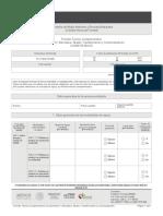 FF-CONAFOR-005 Formato Técnico Complementario Componente IV