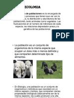 Ecologia de Las Comunidades Biologia