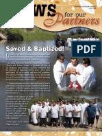 Fall 2009 Crossroads Mission Newsletter