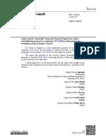 Documento ORIGINAL Caixa com milhões de Dólares e Cruz