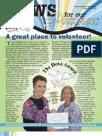 Winter 2009 Crossroads Mission Newsletter