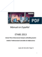 Manual Español Etabs 2013