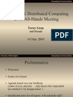 Networks & Distributed Computing