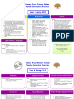Year 4 Parent Curriculum Plan Spring 2018
