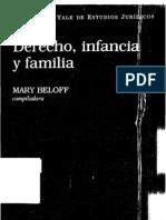 Derecho, Infancia y Familia - Mary Beloff