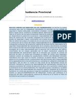 Jur_AP de Vizcaya (Seccion 6a) Sentencia Num. 639-2002 de 26 Noviembre_ARP_2003_410