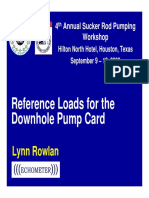 Presentation II-4 --- Echometer ---  Reference Loads for the Downhole Dynamometer Pump Card.pdf