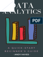 Data Analytics a Quick-Start Beginner's Guide