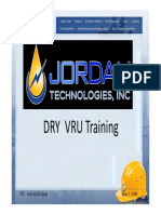 Dry VRU Training Guide 2009 R2
