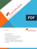 TazaTicket Presentation