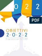 programma cassa 2018