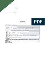 Activitatea Logistica a Unei Firme - SC Simba Invest SRL(1)