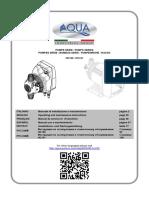 POMPES SÉRIE / HACOC HC150 / HC101
