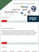 LondonR - Simulating an Enterprise Data Science Pipeline on Your Laptop - Ed Bullen - 20161024