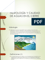 Hidrología y calidad de aguas (1).pptx