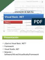 0. Clase 0 - Introduccion Visual Basic .NET