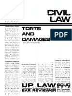 UP 2010 Civil Law (Torts and Damages).pdf