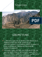 Informe Grupo Yura