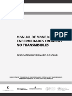 Manual de Manejo de ECNT