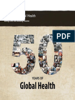 USAID 50 Years of Global Health