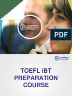 TOEFL Ibt Overview