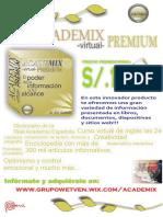 Paquete Academix Premium