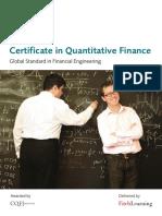 CQF Brochure Jan18