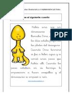 Cuento-El-DINOSAURIO-DINO-incluimos-actividades-de-COMPRENSIÓN-LECTORA
