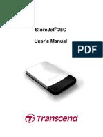 Manual Sj25c En