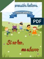 Antología - Comprensión lectora telesecundaria Respuestas.pdf