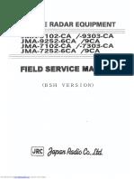 Radar JMA9102ca