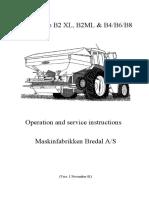 Bredal B2 B8