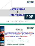 Completação e Intervenções - Aula 1