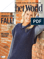 Crochet World - October 2017