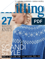Knitting January 2018