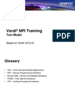 NPI Text Training