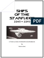 Ships of Starfleet