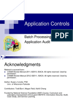 Application Controls