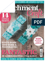 Parchment Craft December 2017