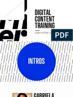 Digital Training Turner