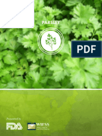 Parsley PDF