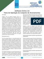 Update n 08 - Eclima 3.0 Faixa de Operação Do Conj de Acionamento