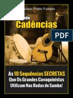Ebook Cadencias do samba