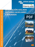 Aislada Victron-Hispania