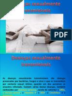 doenças sexualmente transmisiveis