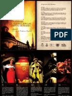 Programa Cultural Fiestas de Ibarra