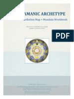 The Shamanic Archetype (free personal constellation map + 3D mandala workbook)