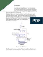 Power Control Unit, Hydraulic - Description