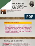 II Formacion Del Estado Nacional Costarricense